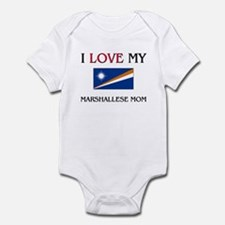 I Love My Marshallese Mom Infant Bodysuit