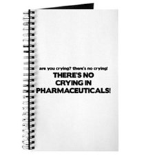 There's No Crying Pharmaceuticals Journal