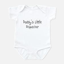 Daddy's Little Dispatcher Infant Bodysuit