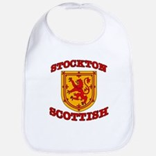 Stockton Scottish Bib