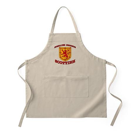 Sterling Heights Scottish BBQ Apron