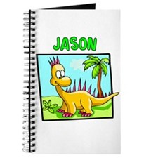 Jason Dinosaur Journal