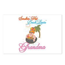 Beach Lovin Grandma Postcards (Package of 8)