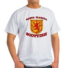 Santa Clarita Scottish T-Shirt
