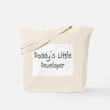 Daddy's Little Developer Tote Bag
