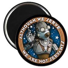 Robot Labor Union Magnet