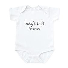 Daddy's Little Detective Infant Bodysuit