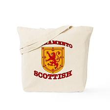 Sacramento Scottish Tote Bag