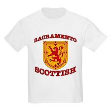 Sacramento Scottish T-Shirt