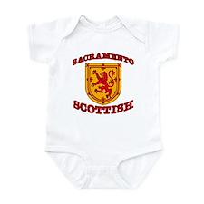 Sacramento Scottish Infant Bodysuit