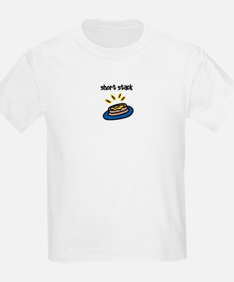 short stack Kids T-Shirt