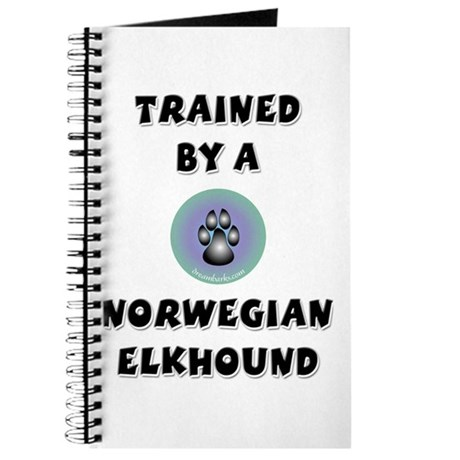 Trained by an Elkhound Journal