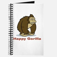 Happy Gorilla Journal