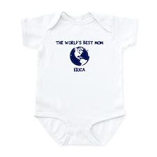 ERICA - Worlds Best Mom Infant Bodysuit
