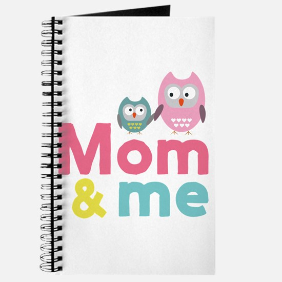 My mom and me Mothersday Cd8du Journal