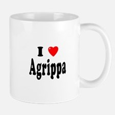 AGRIPPA Small Small Mug