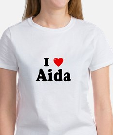 AIDA Womens T-Shirt