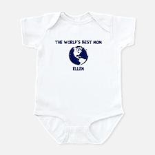 ELLEN - Worlds Best Mom Infant Bodysuit