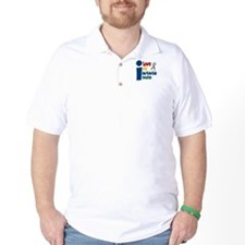 I Love My Autistic Sons 1 T-Shirt