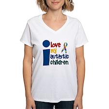 I Love My Autistic Children 1 Shirt
