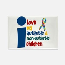 I Love My Autistic & NonAutistic Children 1 Rectan