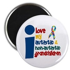 I Love My Autistic & NonAutistic Grandchildren 1 M