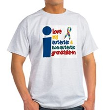 I Love My Autistic & NonAutistic Grandchildren 1 L