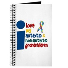 I Love My Autistic & NonAutistic Grandchildren 1 J