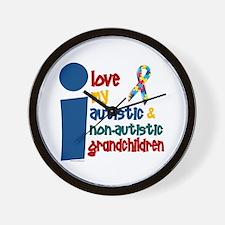 I Love My Autistic & NonAutistic Grandchildren 1 W