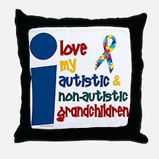 I Love My Autistic & NonAutistic Grandchildren 1 T