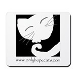 Sleepy Cat Mousepad