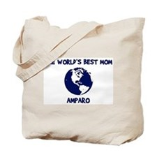 AMPARO - Worlds Best Mom Tote Bag