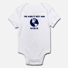 KATELYN - Worlds Best Mom Infant Bodysuit