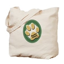 PAWfect Mommy Dog Seal of App Tote Bag