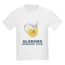 Alabama Drinking Team T-Shirt