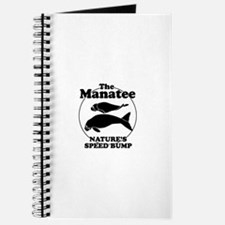 The Manatee, Nature's speed bump ~ Journal