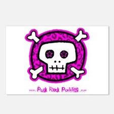 www.PunkRockPadding.com Postcards (Package of 8)
