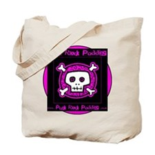 Punk Rock Padding Seal Tote Bag