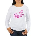 Yoga Princess Women's Long Sleeve T-Shirt
