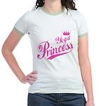 Yoga Princess Jr. Ringer T-Shirt