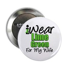 """Lymphoma Wife 2.25"""" Button (10 pack)"""