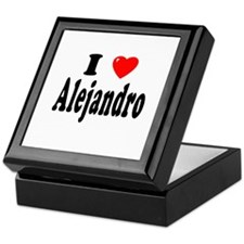 ALEJANDRO Tile Box