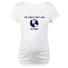 VICTORIA - Worlds Best Mom Shirt