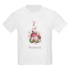 Yoga Lotus Namaste T-Shirt