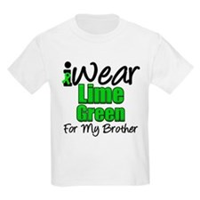 Lymphoma Brother T-Shirt