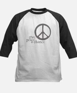 Give Peace a Chance - Grey Tee