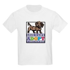 Dachshund Rescue T-Shirt
