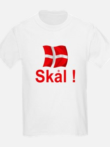 Danish Skal T-Shirt