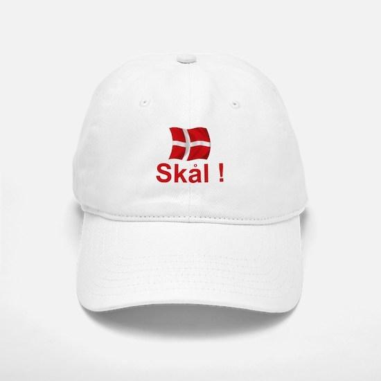 Danish Skal Baseball Baseball Cap