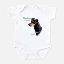 Manchester Best Friend 1 Infant Bodysuit
